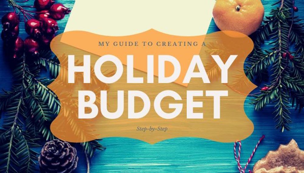 Holiday Budget Template